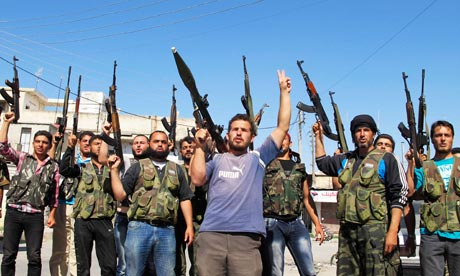 Understanding the war and the Syrian opposition: Interview with Soubhi Dachan (5/6)