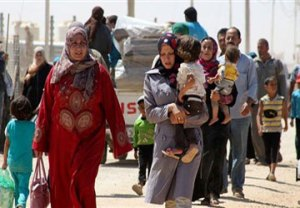 Influx-of-Syrian-Refugees-into-Jordan