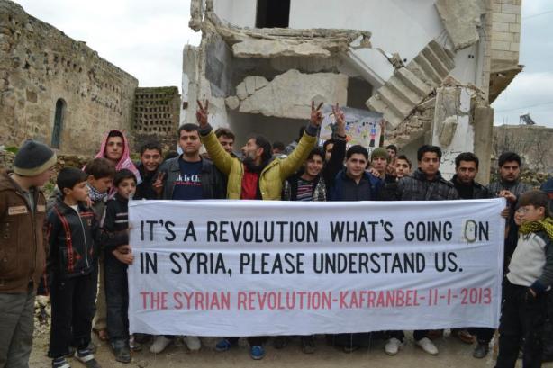 Quello che stiamo vivendo è una rivoluzione, per favore ci dovete capire