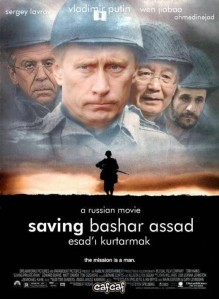 SAVING ASSAD