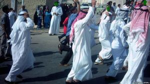 Ahwazi demonstration