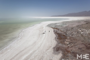 Lake Urmia is known as the 'biggest lake of the Middle East region