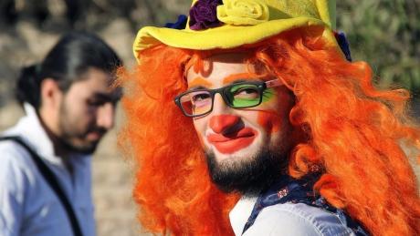 anas clown